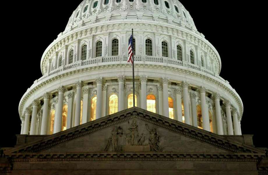 US Capitol building, Washington D.C. Photo: File Photo / Stamford Advocate File Photo