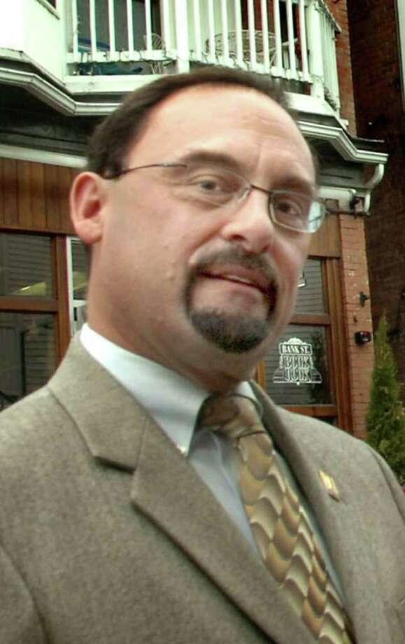 Vin Nolan, economic development supervisor of New Milford. Photo: Michael Duffy / The News-Times