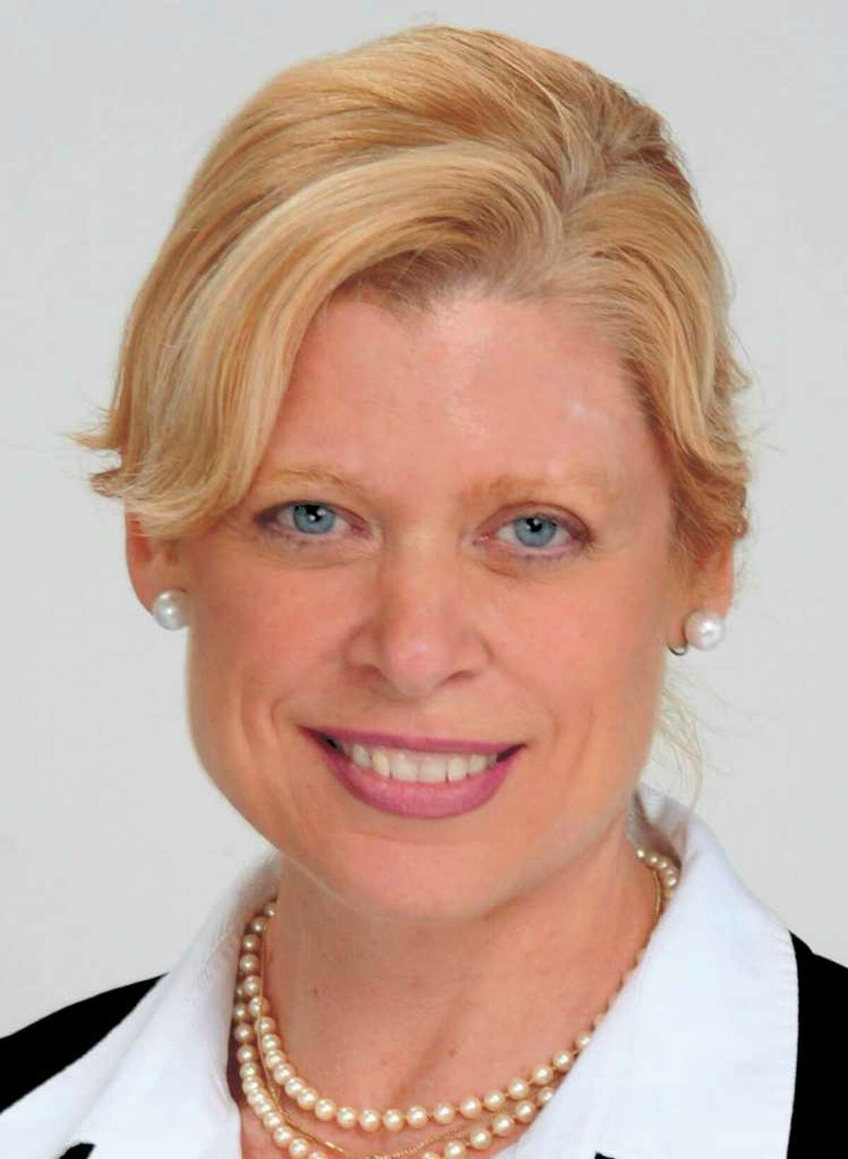 This undated photo released by the Martha Dean campaign for Connecticut attorney general, shows Martha Dean, Republican, running in the Nov. 2, 2010 election. Dean is scheduled to debate Democrat opponent George Jepsen Thursday night, Sept. 23, 2010 in Hartford, Conn.(AP Photo/Martha Dean campaign) **NO SALES**