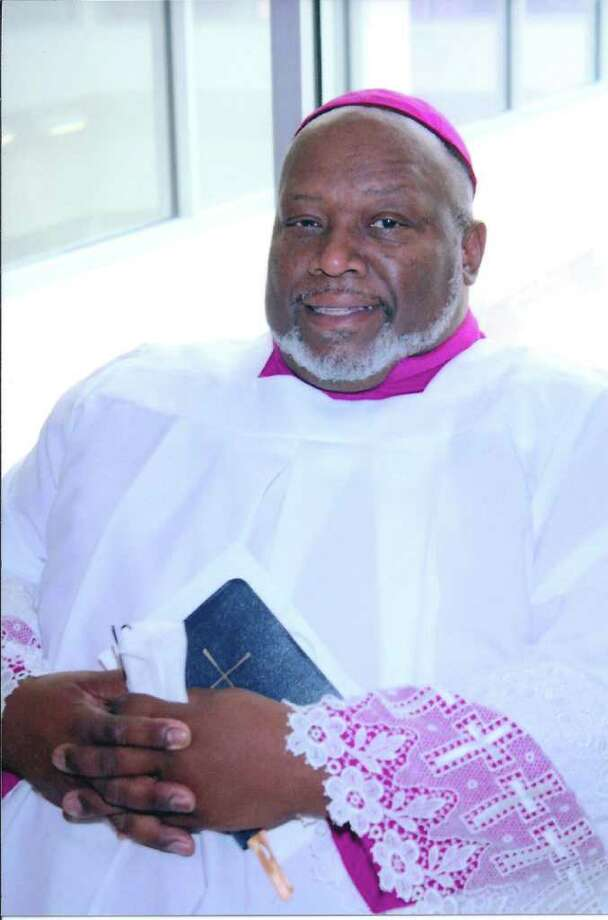 Bishop Kenneth H. Moales, Sr. Photo: Contributed Photo / Connecticut Post Contributed