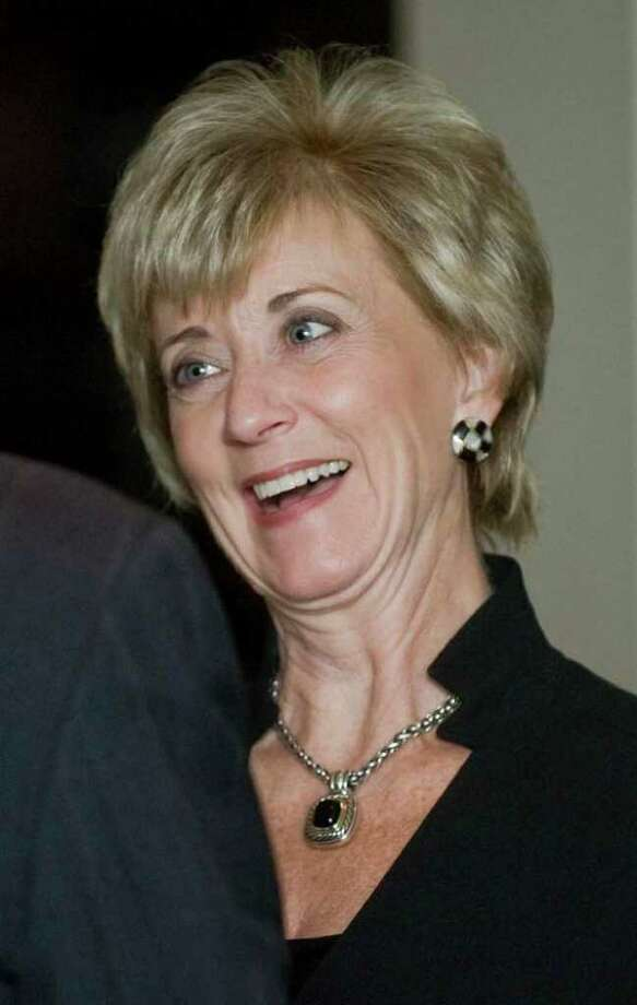 Linda McMahon, Republican candidate for the U.S. Senate. Photo: Scott Mullin / The News-Times Freelance