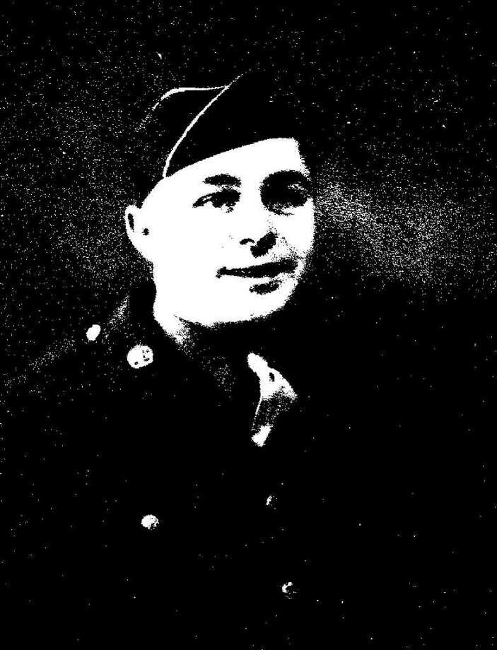 Sgt. Edward T. Jones Jr. of West Pawlet, Vt., died Nov. 6, 1944, when a German tank fired on his Army unit during the battle for the Hurtgen Forest in Germany. His remains were recently discovered and he is being buried in a town of Granville cemetery. (Courtesy Charles Pecue)