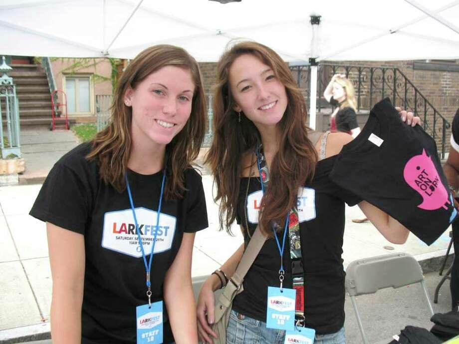 Were you seen at LarkFEST? Photo: Brian Tromans