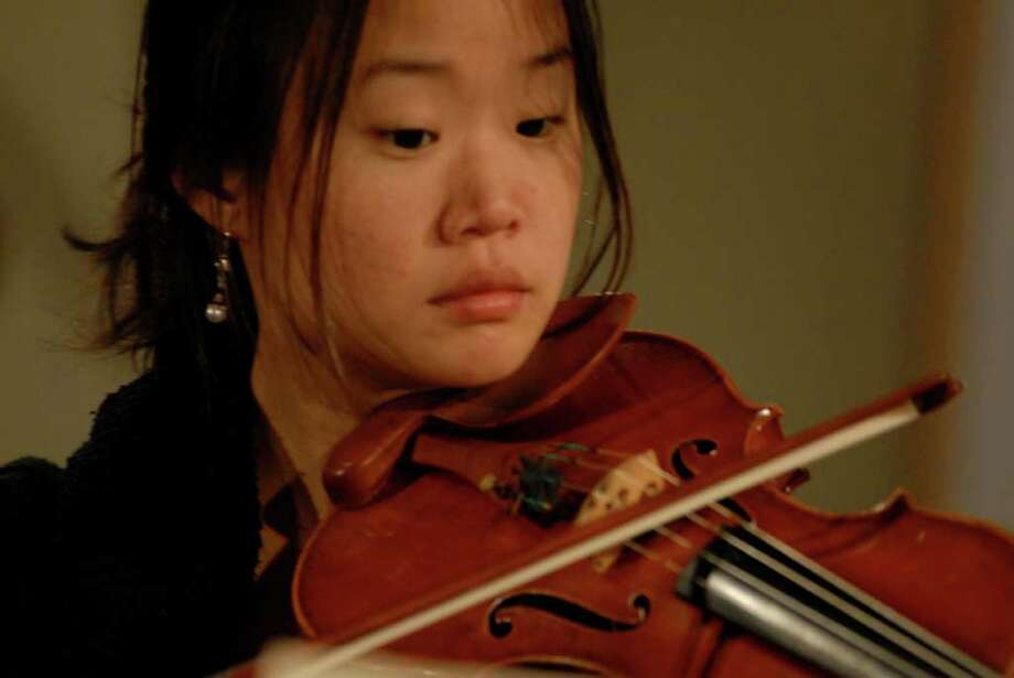 Katie Hyun will be a soloist on Oct. 2 as part of the first  Claverack Landing event at Club Helsinki Hudson.