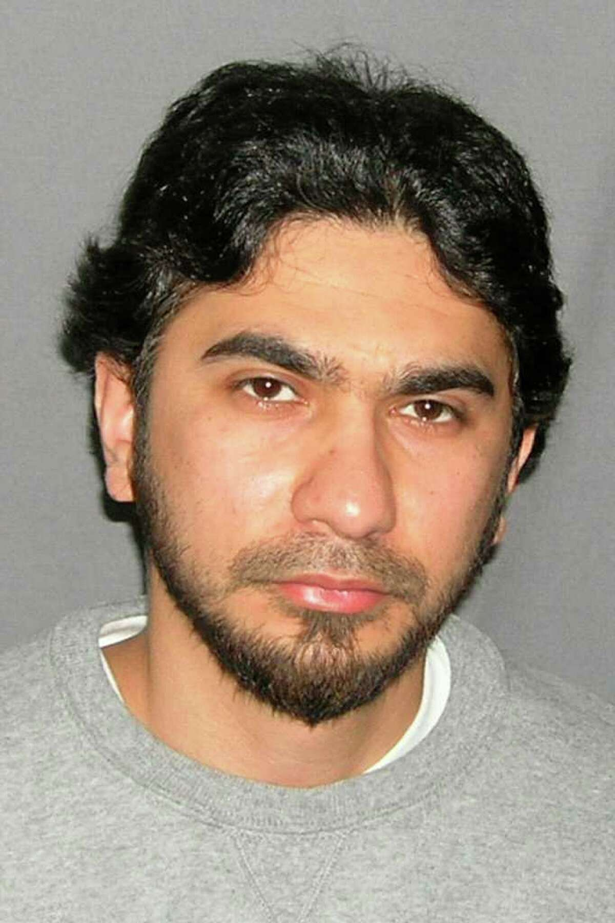 FILE - This undated file photo originally released by the U.S. Marshal's Service on May 19, 2010, shows Faisal Shahzad.(AP Photo/U.S. Marshals Service, File)