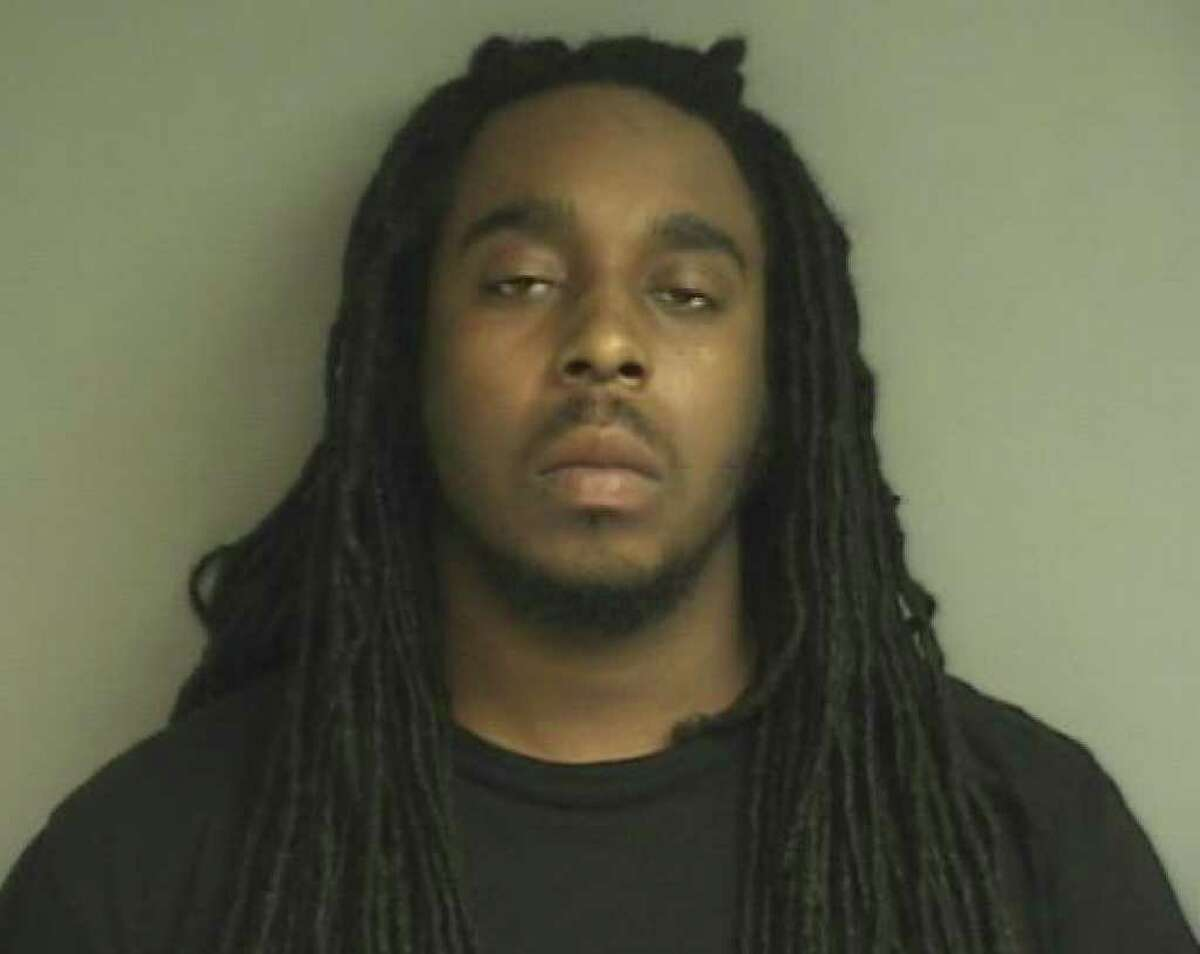 Jason Kendrick, 23, of 91 Pequot Drive, Stamford, was arrested Wednesday on drug charges and is being held as a suspect in the murder at Southwood Square on Saturday.