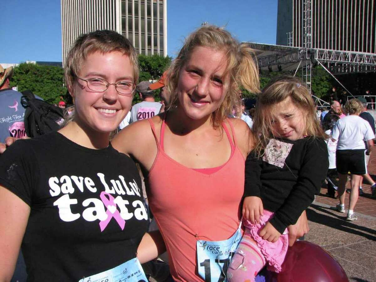 The 2017 Komen Northeastern NY Race of the Cure is this Saturday at Empire State Plaza in Albany. Learn more.
