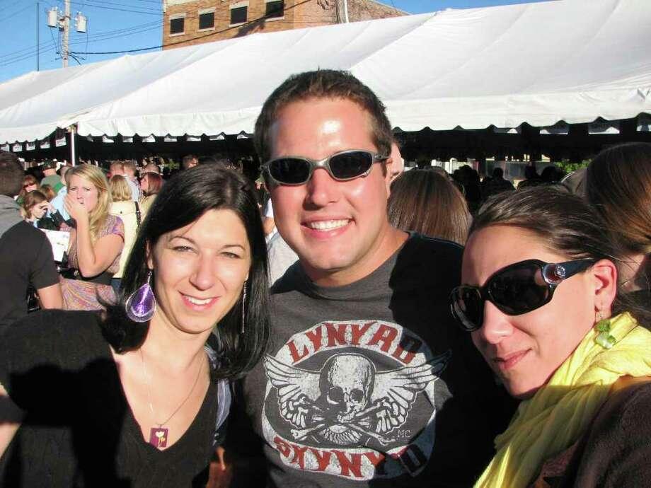 Were you seen at Oktoberfest? Photo: Kristi L. Gustafson