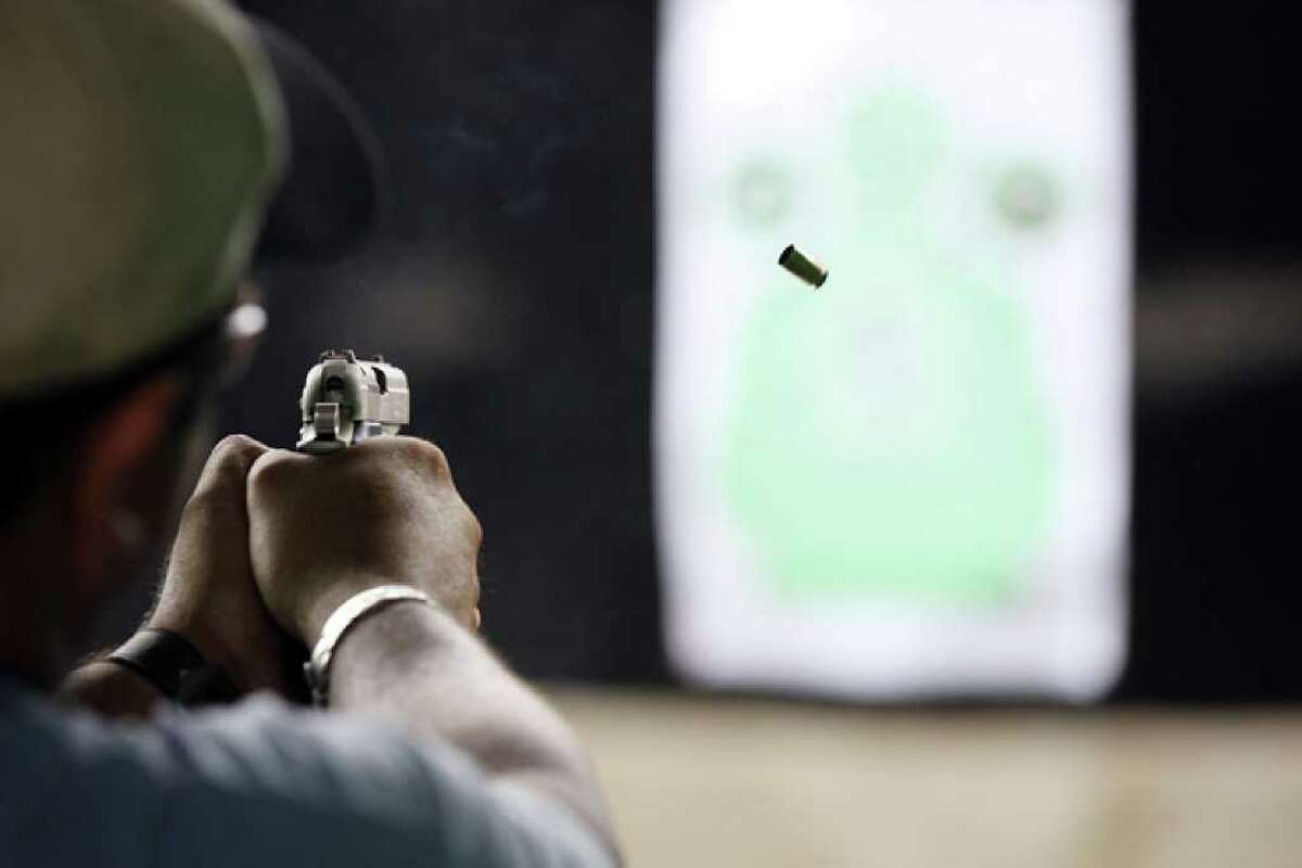 Permits to carry concealed weapons cost $140 for the license fee. People getting them also pay $100 or more for a 10-hour instruction class.