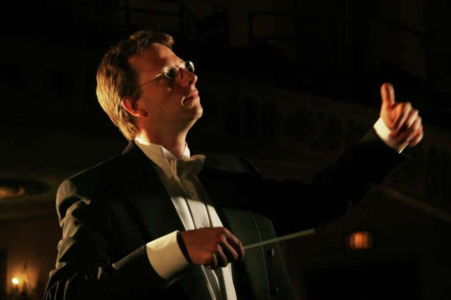 The Stamford Symphony Orchestra, led by music dirctor Eckart Preu, will kick off its 2010-11 season with a weekend of concerts, Oct. 16 and 17. The music that will be featured includes selections by Prokofiev, Brahms      and Beethoven. Photo: Contributed Photo / Stamford Advocate Contributed