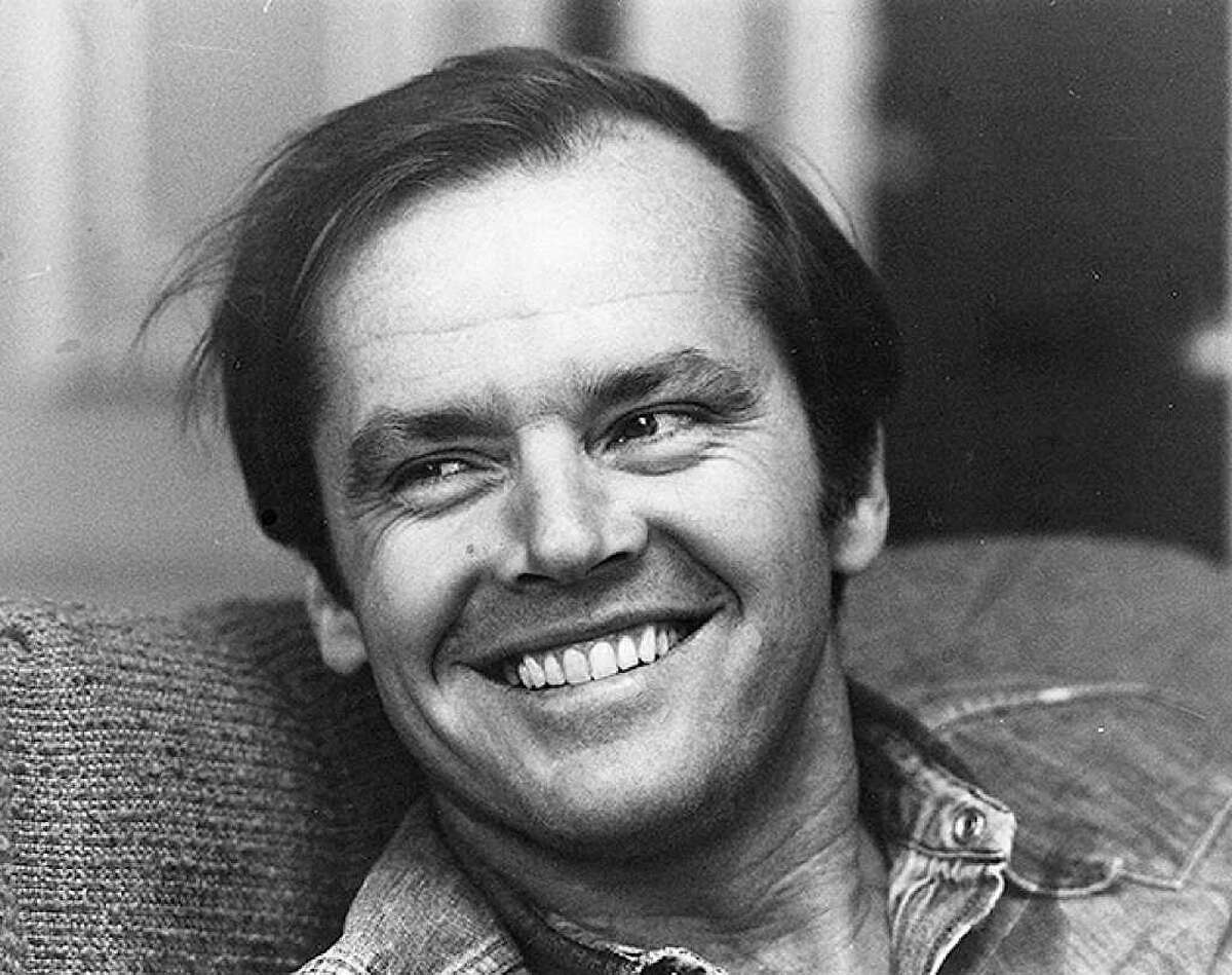 After three tours through actresses and how they've aged, we turn our focus to some of Hollywood's leading men. Here's Jack Nicholson on the set of