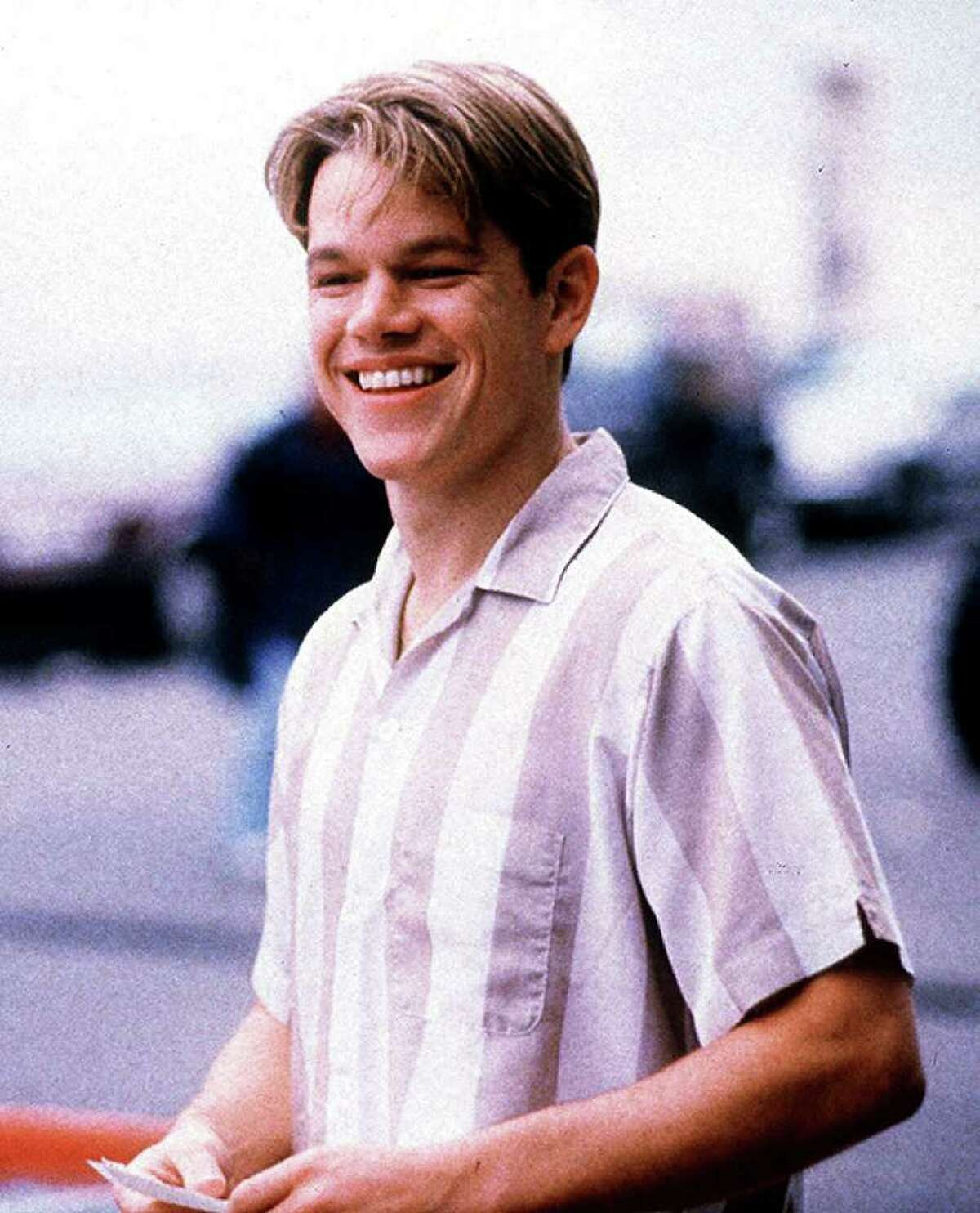 Matt Damon, 1997, age 26.