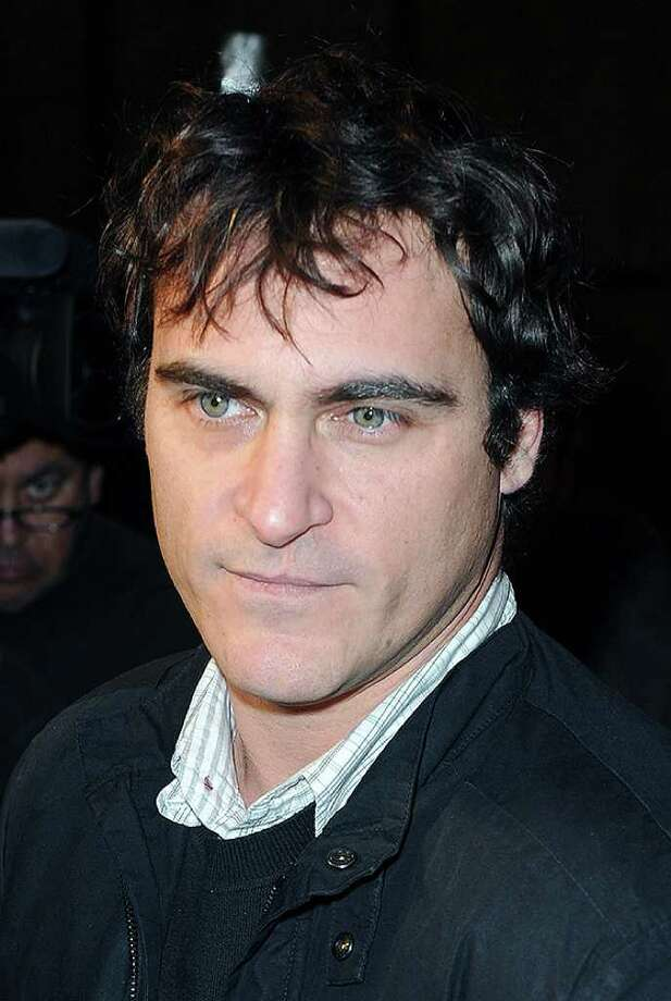 Joaquin Phoenix, April 12, 2010, age 35. Photo: Getty Images / 2010 Getty Images