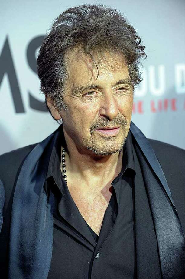 Al Pacino, April 14, 2010, age 69. Photo: Getty Images / 2010 Getty Images