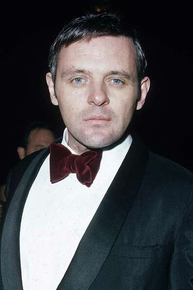 Anthony Hopkins, Feb. 28, 1973, age 35.