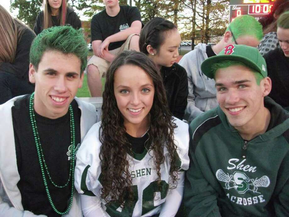 Were you seen at Shenendehowa v. Guilderland Homecoming Game? Photo: Tobi Walsh