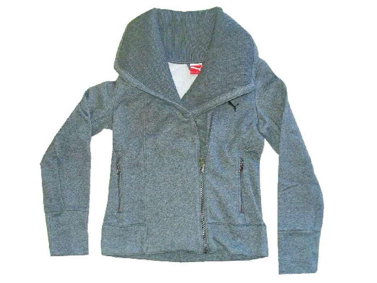 Puma Lifestyle Zip Fleece