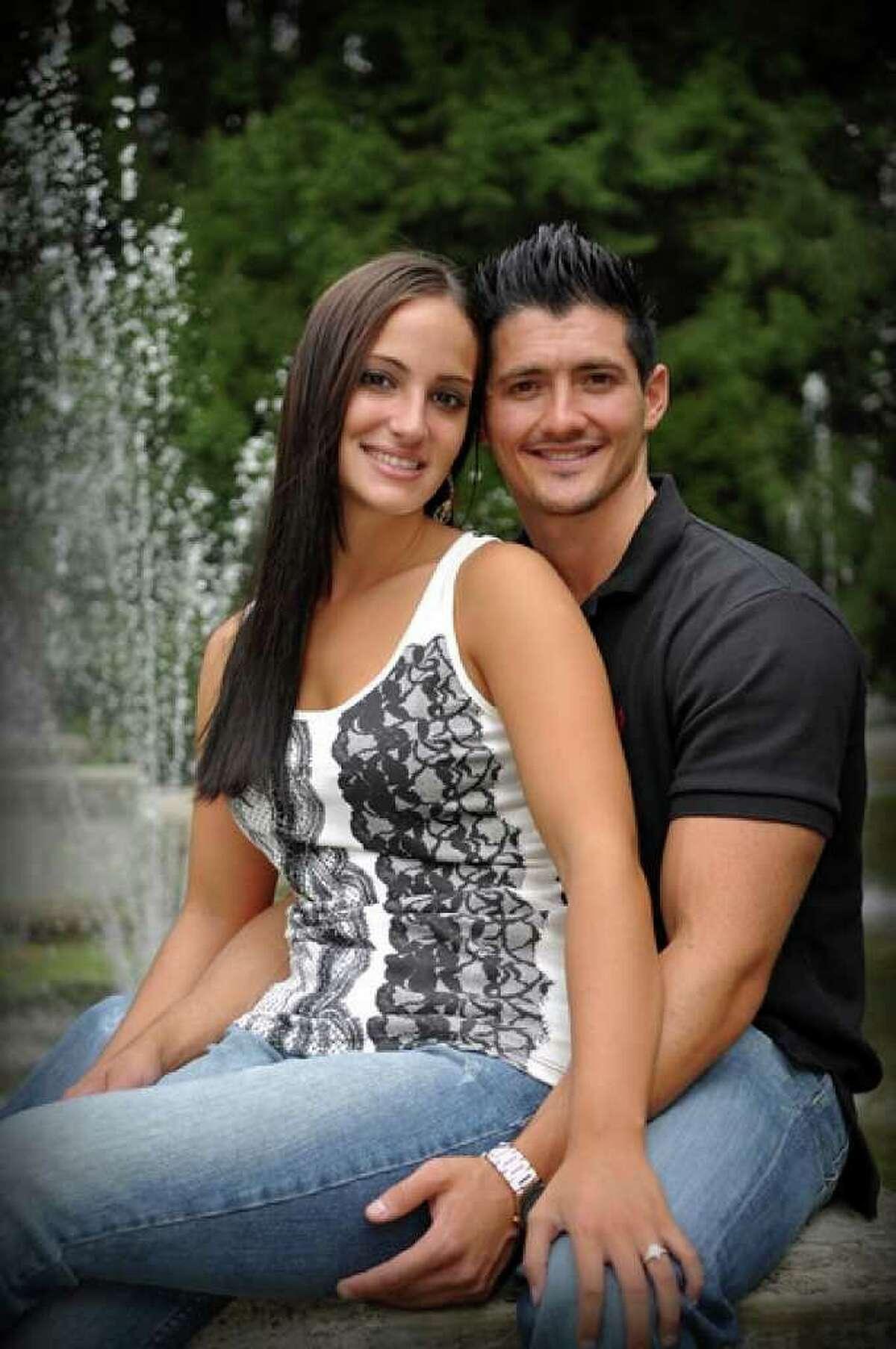 Diana Kwarta and Aaron DeLuca
