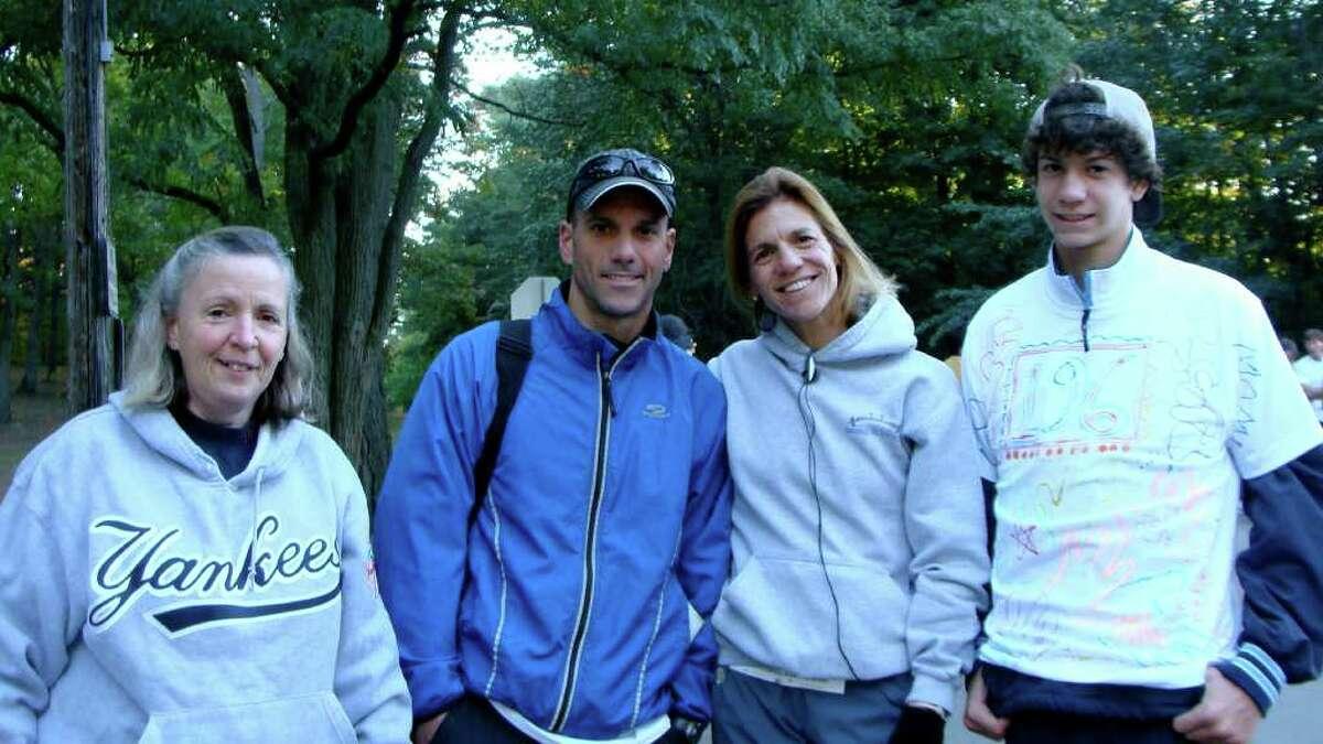 Were you seen at Mohawk Hudson River Marathon?