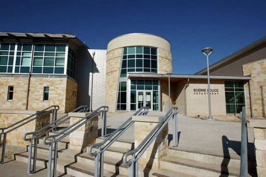 The new headquarters for the Boerne Police Department also will house City Council chambers and offices.