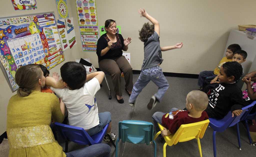 Charter School Opens With Autism In Mind San Antonio