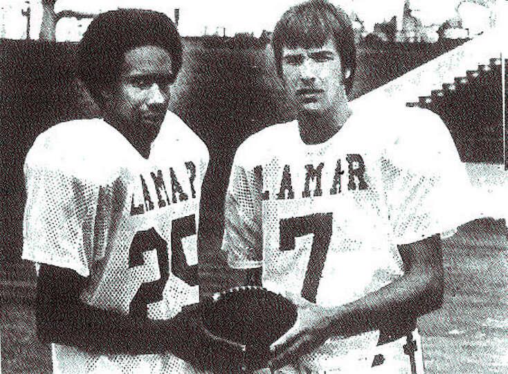 Lamar football. September 1979, The Enterprise
