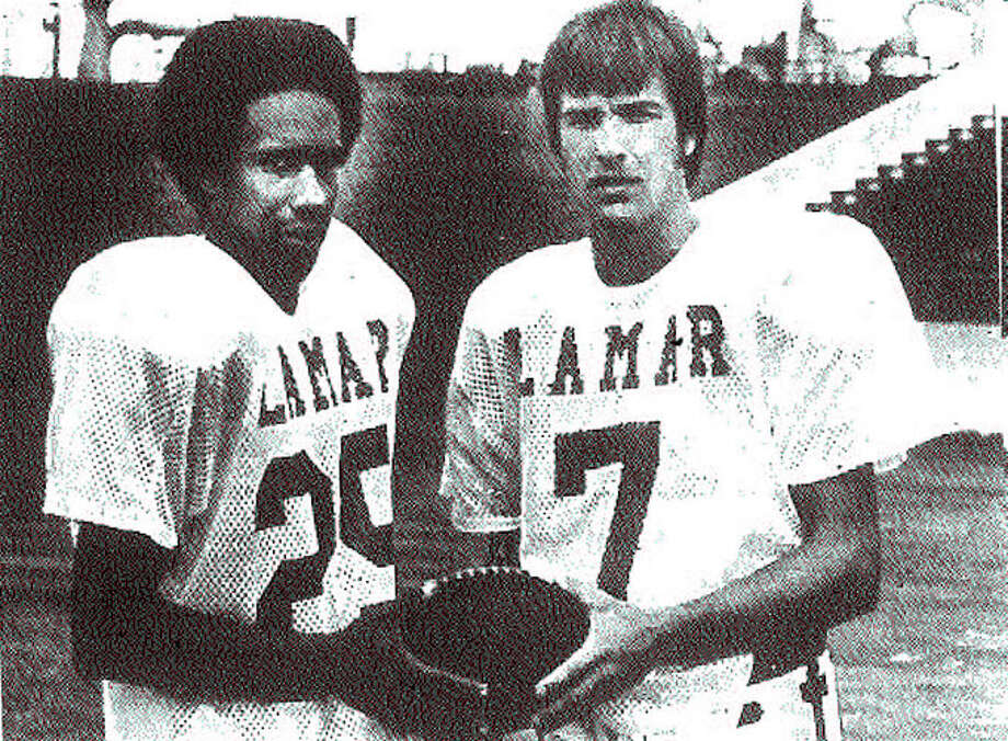 Lamar football. September 1979, The Enterprise