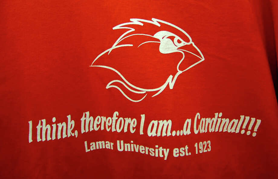 At the Setzer Center, in the Lamar University Bookstore, the fever that is Lamar University's first home football game in over 20 years was  evident.      Dave Ryan/The Enterprise