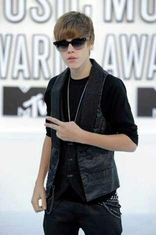 Justin Bieber. / AP