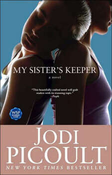 """My Sister's Keeper"" by Jodi Picoult – On the American Library Association's list of frequently challenged books, it ranked No. 7 in 2009 – Some complain this book contains offensive language, an unacceptable religious viewpoint, sexism, sexually explicit content and references to homosexuality."