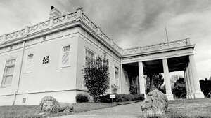 PORT ARTHUR - The Pompeiian Villa in Port Arthur is one of the area's many historic homes.