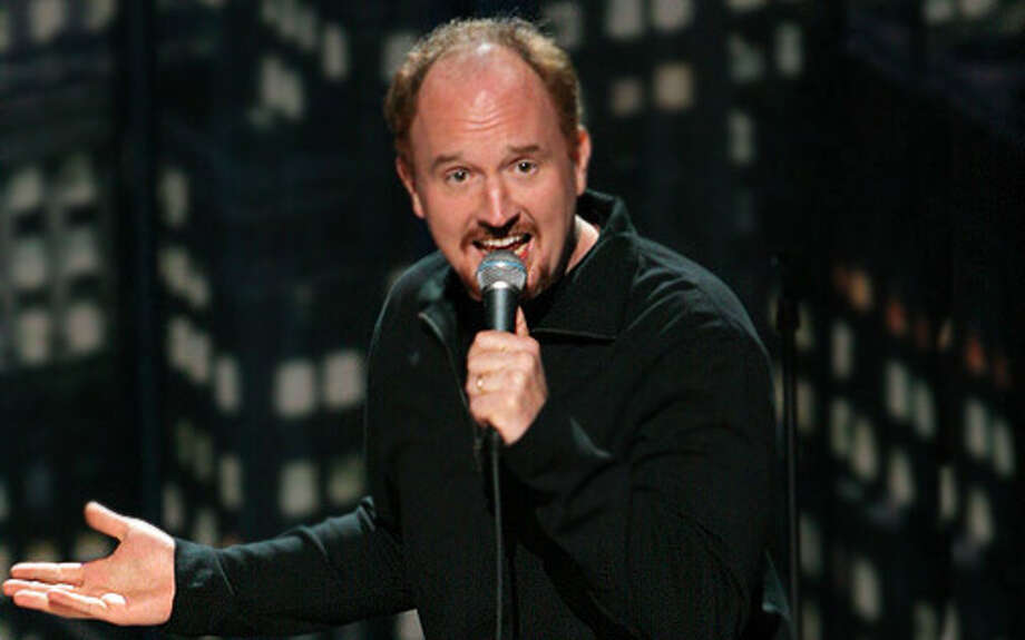Louis CK, Oct. 19, Palace Theatre. Unguarded comedian sold out Albany venue last time in 2010.