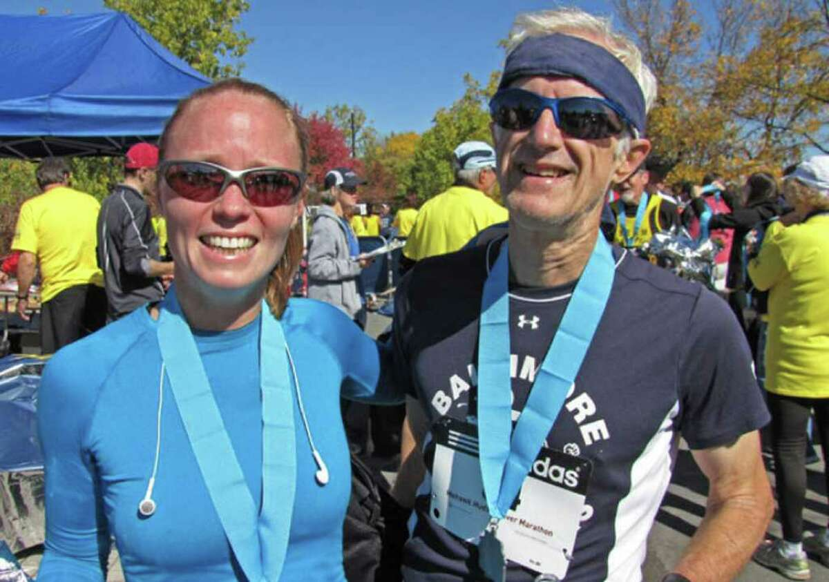 Were you seen at Mohawk-Hudson River Marathon and Half-Marathon?