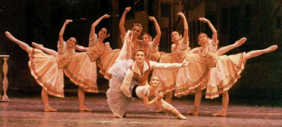 Connecticut Ballet will present 'Coppelia' Oct. 23-24, at the Stamford Center for the Arts Palace Theatre. And, if you miss those weekend performances, the Stamford-based dance company will present the ballet at The Busnell in Hartford, Oct. 29 and 30. Photo: Contributed Photo / Stamford Advocate Contributed