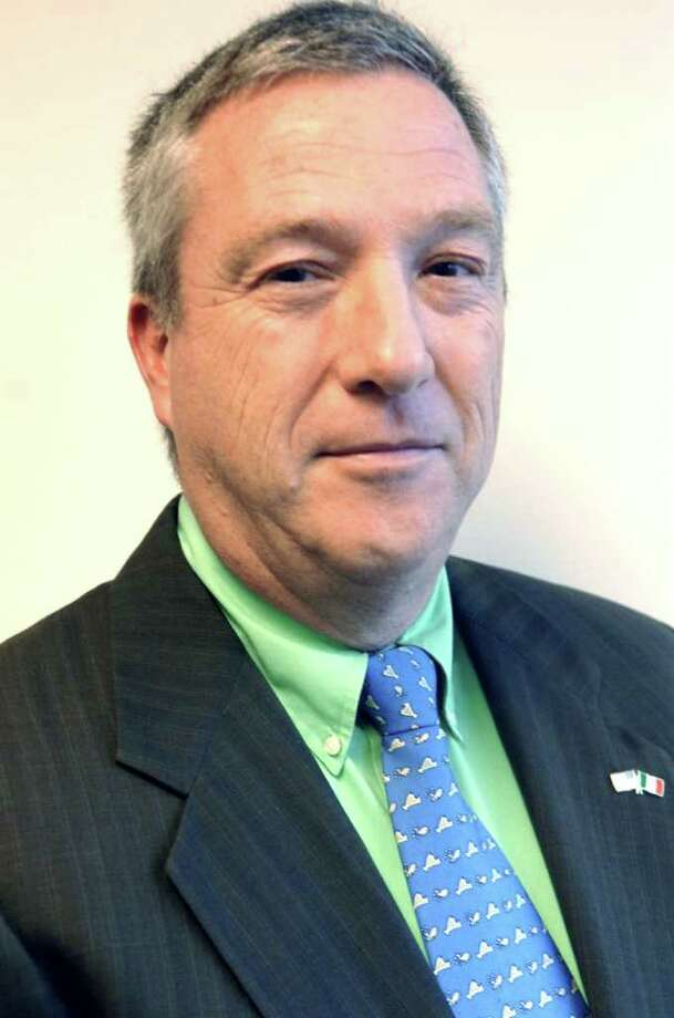 Greenwich Tax Collector Tod Laudonia. Photo: File Photo / Greenwich Time File Photo