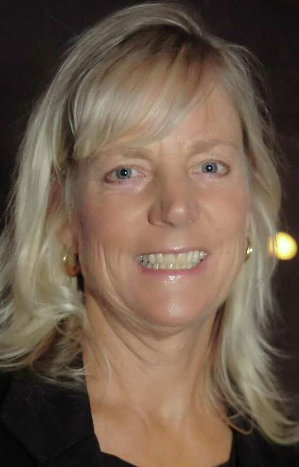 Former Greenwich High boys tennis coach Connie Jones, shown here in October 2009, is expected to decide by the end of October if she will go to trial over criminal charges stemming from a traffic dispute involving the team bus. Photo: File Photo, Greenwich Time / Greenwich Time File Photo