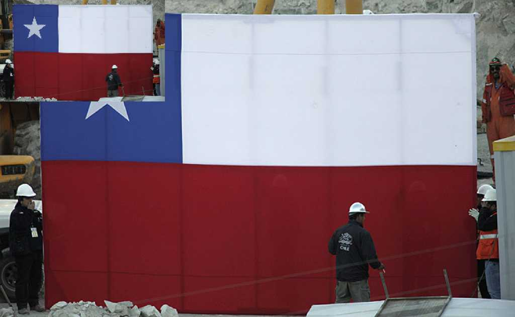 Atascosa County Mistakes Chilean Flag For Texas San