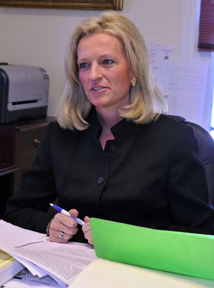 Jennifer Whalen (Lori Van Buren / Times Union) Photo: Lori Van Buren