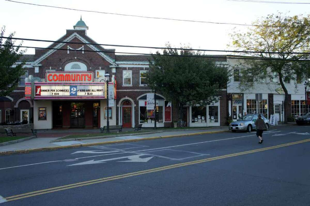 After temporarily being shuttered about ten years ago, the Fairfield Community Theatre is open again on Unquowa Road in Fairfield Center.
