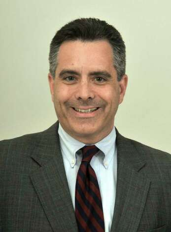Republican candidate for 5th District Sam Caligiuri. Photo: Michael Duffy / The News-Times