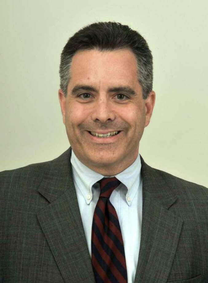 Republican candidate for 5th District Sam Caligiuri. Photo: Michael Duffy / The News-Times