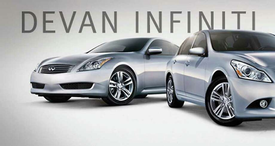 Fairfield's Devan Infiniti will relocate its showroom in town. Photo: Contributed Photo / Connecticut Post Contributed