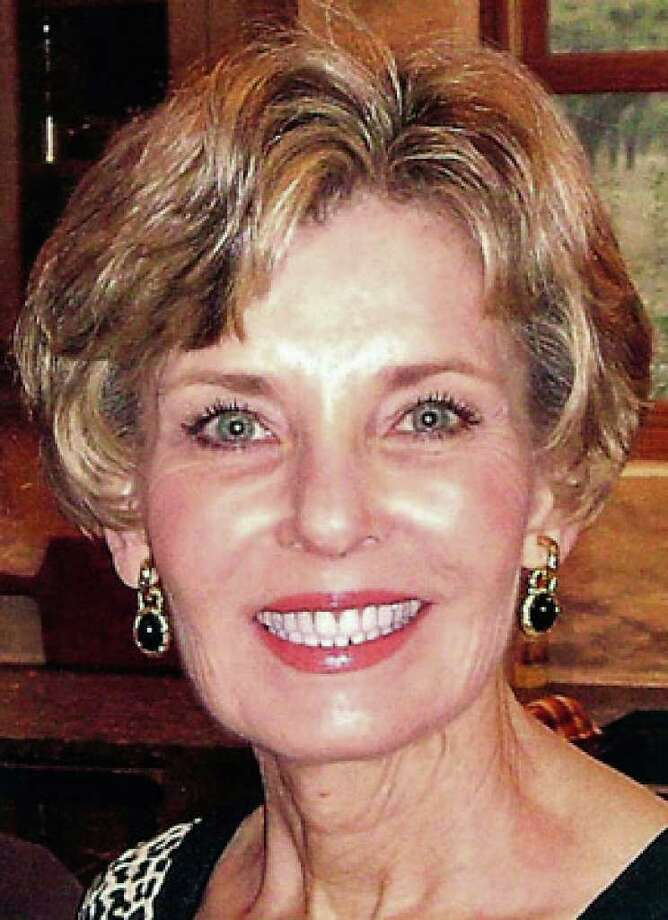 "Glenda Mueller Woods: Called ""an ambassador for her faith."""