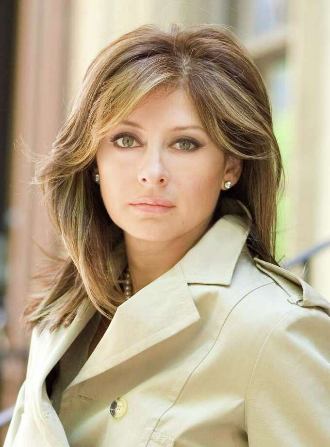 CNBC anchor Maria Bartiromo will emcee Greenwich Hospital's Gala fundraiser next Saturday evening at the Greenwich Country Club. Photo: Contributed Photo / Greenwich Time Contributed