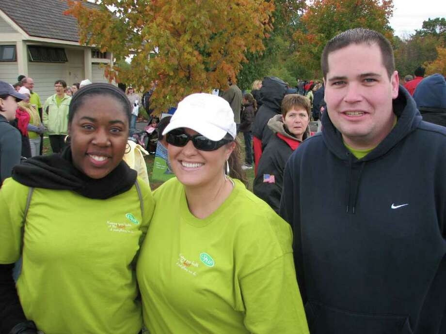 Were you seen at Capital Region Start Heart Walk? Photo: Kristi L. Gustafson
