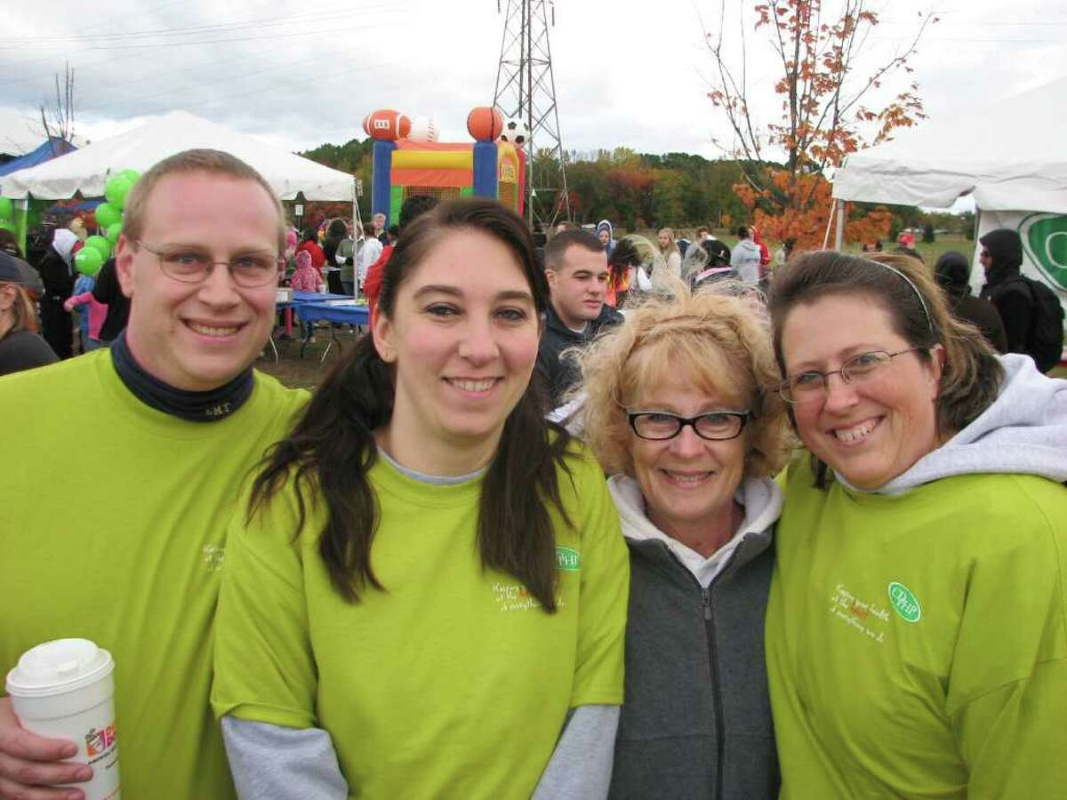 Were you seen at Capital Region Start Heart Walk?