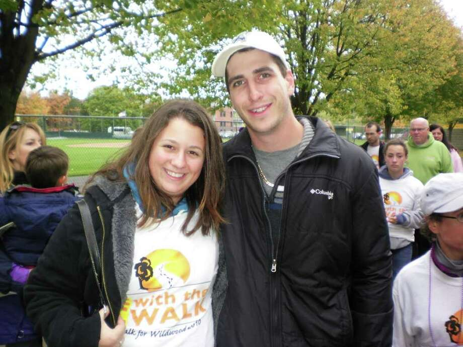Were you seen at Walk for Wildwood? Photo: Cress Ferriera