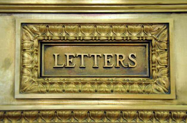 A letter box in Old Town Hall on Atlantic Street as seen during a tour of historic downtown Stamford on Saturday, Oct. 16, 2010. Photo: Amy Mortensen / Connecticut Post Freelance