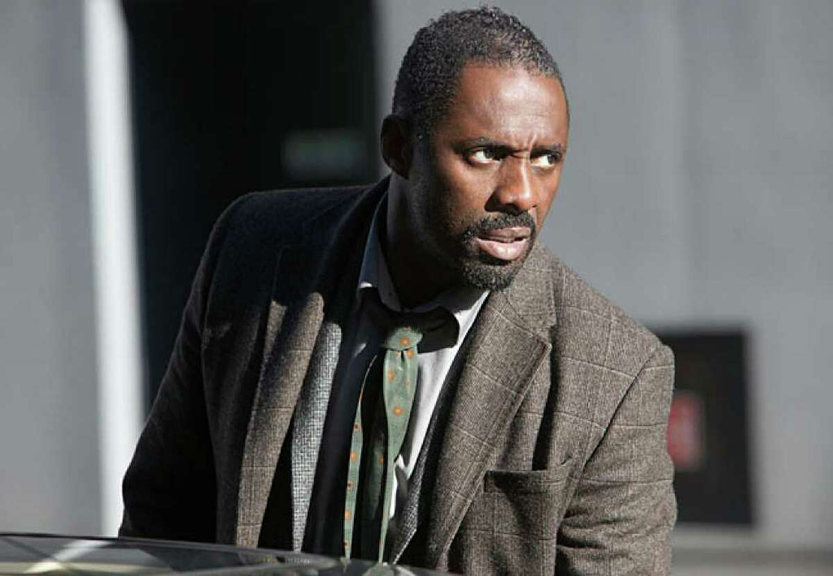 "Lead actor/miniseries: Idris Elba, ""Luther,"" BBC America"
