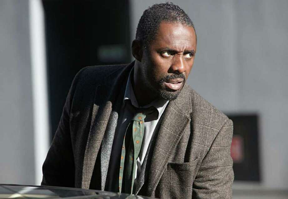 "Lead actor/miniseries: Idris Elba, ""Luther,"" BBC America"
